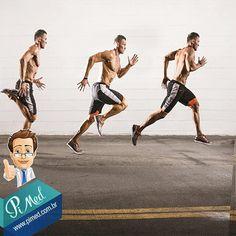O método Tabata é um treino de alta intensidade capaz de aumentar o nosso metabolismo e frequência cardíaca em poucos segundos. Em resumo o treino consiste em: 1 - Vinte segundos de exercício à máxima intensidade que aguentar. O número máximo de repetições possíveis ou se for corrida ou bicicleta com a maior velocidade possível;  2 - Dez segundos de descanso ativo como pedalar a 50% da capacidade aeróbica; 3 - Repetir o processo mais sete vezes. Quem pratica essa metodologia? #tabata #treino…