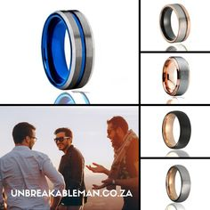 Take a peek at our new collection...you're going to LOVE it! 😍😎 #TungstenSpringCollection2018 #UnbreakableMan #TungstenRings #MensRings #CustomDesigns #Cufflinks #Engaged #WeddingPlanningBlog #WeddingPlanning #WeddingExpo #Wedding #Groom #Bride #Groomsmen #Bridesmaids #FashionAccessories #Gifts #GiftsForMen #AnniversayGifts #BirthdayGift #Gift #GiftIdeas #GiftIdeasForMen