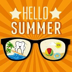 Have a great summer from Roc Dental!  Roc Dental #rocdental