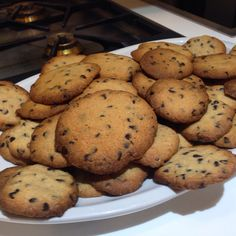 Cookies de chocolate chips ! Deliciosas