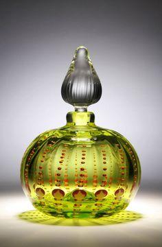 Eileen Gordon | Gordon Studio Glass | perfume bottle