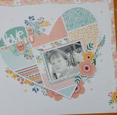 Hi all and welcome, Please let me introduce myself. My name is Kylie and I love to make pretty things. Amongst other paper crafts my favouri. Scrapbook Layout Sketches, Scrapbooking Layouts, Texture Paste, Stars And Moon, Baby Photos, Hand Stitching, Kylie, Paisley, Paper Crafts
