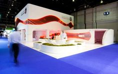 mamemo productions' exhibition concept for DoT