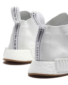 adidas NMD CS1 PK Footwear White Release Date: adidas Originals NMD City Sock 1 Gum Pack eukicks
