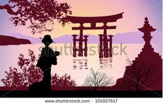 Image result for miyajima torii gate vector Torii Gate, 2020 Olympics, Miyajima, Japanese Culture, Geisha, Seattle Skyline, Travel, Image, Google Search