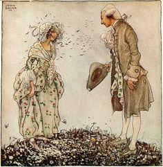"John Bauer from ""Bland Tomtar Och Troll."" (1912-1915)"