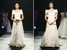 Image detail for -Style Cebu Wedding Dress Gallery, Wedding Dresses Photos, Designer Wedding Dresses, Wedding Gowns, Bridal Gowns, Modern Filipiniana Gown, Filipiniana Wedding Theme, Filipino Wedding, Wedding Dress Sleeves