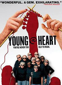I love this Documentary about seniors who love singing & are squeezed into a repertoire of hard rock & what it does for them.  Fabulous!