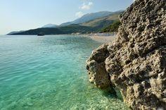 livadh beach himare