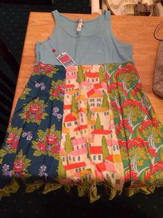 matilda jane Adult Farmers Market Dress