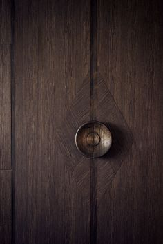 Joinery handle detail - Randwick Racecourse Suite, Sydney. Design by Luchetti Krelle. Photo by Michael Wee.