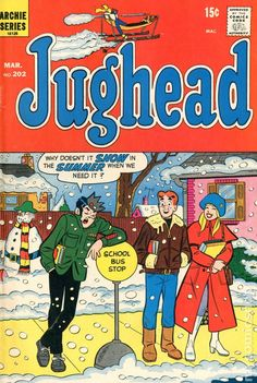 Jughead (1949 1st Series) 202 Archie Comic Books, Comic Book Characters, Comic Book Heroes, Comic Books Art, Jughead Comics, Archie Jughead, Archie Comics Riverdale, Archie And Betty, Betty And Veronica