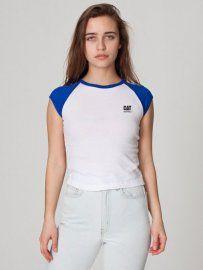 Custom women's Sleeve Raglan Shirt