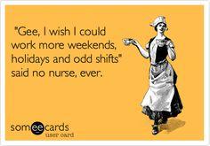 95 of the Funniest Nursing Memes and Nurse eCards - Nursing Meme - 95 Funny Nursing eCards and Memes Nurseslabs The post 95 of the Funniest Nursing Memes and Nurse eCards appeared first on Gag Dad. Rn Humor, Medical Humor, Nurse Humor, Way Of Life, The Life, Nurse Quotes, Funny Quotes, Nurse Love, Hello Nurse