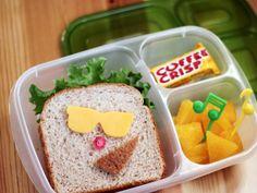 Sanduíche 'pop star' - 21 (© Foto: Cute Food for Kids)