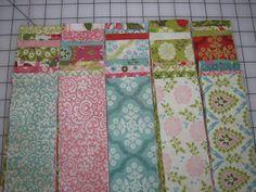 A Joyful Soul Fabrics: I'm Strip Tubing!