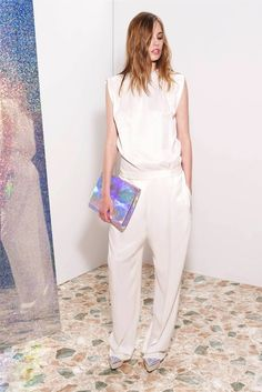 Stella McCartney Resort 2013...and each of the looks are paired with the most perfect pump