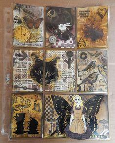 Pocket letters by Christelle AZ