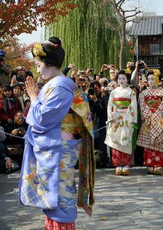 Gion Shirakawa Kanikakuni festival | Fu son blog
