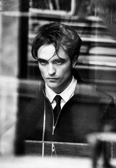 857548751966 Robert Pattinson photographed by Peter Lindbergh for Dior  PattinsonWorld  edit