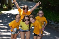 Why Parents Are Thankful For Summer Camp! Create a new world for your daughter at www.runoia.com