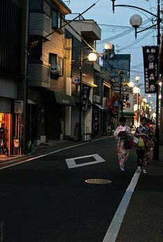 Fushimi, Kyoto