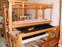 10 Steps - How to Warp a Loom
