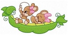 This set includes 10 sweet pea mice designs. Free Machine Embroidery Designs, Embroidery Patterns, Towel Embroidery, Cute Images, Baby Design, Paper Piecing, Vintage Flowers, Animal Drawings, Cool Things To Make