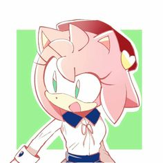 Amy Rose Sonic 3, Sonic And Amy, Sonic Fan Art, Amy Rose, Sonic The Hedgehog, Cute Hedgehog, Rouge The Bat, Sonic Franchise, Rose Pictures