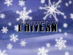 Powerpoint de l'hiver via Els nostres moments a l'aula d'infantil