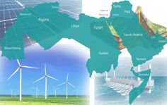Renewable Energy Sector in the MENA Region Solar Power Energy, Kinetic Energy, Solar Power System, Save Energy, Wind Energy Facts, Solar Video, Solar Panel Companies, Renewable Energy Companies, What Is Energy