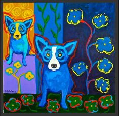 Blue Dog, George Rodrigue