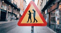 Alemania instala semáforos led en las veredas para darle más seguridad a los peatones