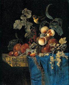 Still-Life by Willem van Aelst  Date: 1645