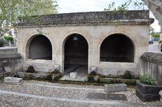 Lavoirs des Bouches-du-Rhône (13)AUREILLE