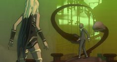 Playstation Releases Gravity Rush Concept Movie:  Finely tuned mechanics and concept art are evident from the beginning
