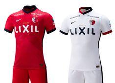 Football Kits, Nike Football, Fifa, Kashima Antlers, Sports Jersey Design, Jd Sports, Home And Away, Japan, Soccer