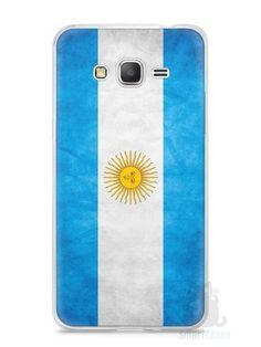 Capa Samsung Gran Prime Bandeira da Argentina #2