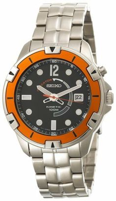 1000 images about orange divers on pinterest seiko diver planet ocean and omega planet ocean for Movado kinetic