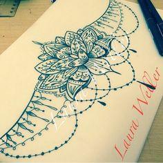 Thought I'd repost this one as I've had so many people copy, use it as a reference and repost it. Lovely to see so much feedback! So flattering. #tattoo#tattooist#sternumtattoo#underboobtattoo#design#lotusflowertattoo#lotusmandala#mandalatattoo#mandala#illustration#geometrictattoo#artist#art#artwork#flowertattoo#pretty#pattern#follow#wellertattoos#drawing#tattooidea#girlswithtattoos#inked#girlytattoo#dotwork#blackworkers#blackandgreytattoo#beads#tattooapprentice#sketch