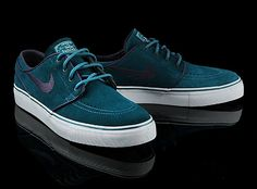 Nike SB Zoom Stefan Janoski 'Teal' - A Closer Look • Highsnobiety
