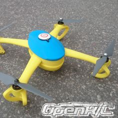 Download on https://cults3d.com #3Dprinting 3D OpenRC Quadcopter (Beta), DanielNoree