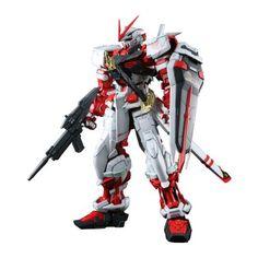 Gundam Seed Astray PERFECT GRADE : MBF-P02 Gundam astray Red frame – HYPETOKYO