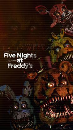 Fnaf Wallpapers, Cute Cartoon Wallpapers, Freddy S, Five Nights At Freddy's, Animatronic Fnaf, Fnaf 1, Anime Fnaf, 2 Kind, Fnaf Characters