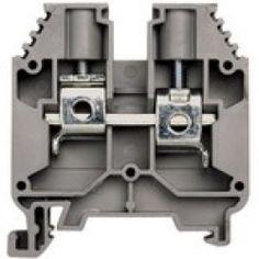 Клеммник на DIN-рейку 16мм.кв. (Серый); AVK16 Я_304160 Electrical Equipment