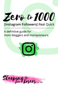 A complete guide to getting your first 1000 instagram followers without any tricks or follow/no follow schemes. Just clearly laid out steps that ensure you grow your Instagram account with REAL FOLLOWERS who translate into real readers or customers! Get Free Instagram Likes, Get Real Instagram Followers, Instagram Follower Free, First Instagram Post, Real Followers, Instagram Tips, Real Quick, Work From Home Moms, Blogging For Beginners