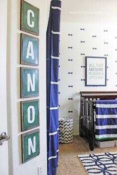 Project Nursery - Canon Nursery Wall Art