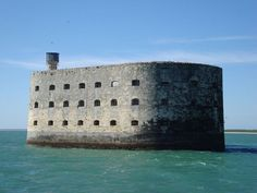 Fort Boyard, France - The technology of the time wasn't quite up to the standards that his plans required, though, and it wasn't actually begun until another of history's infamous rulers came to power – Napoleon. Construction on the fort finally began in the early 1800s, but it ended up taking more than 50 years for construction crews to finish.