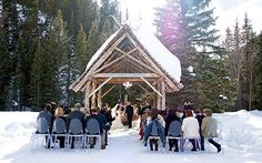 When it comes to wedding décor, we can't help but get inspired by the winter. From a hint of sparkle reminiscent of hanging icicles to the cool tones we've come to know and love during those chilly months, there's plenty of room to incorporate the frosty season into your Big Day. We've put together our …