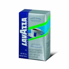 Lavazza Gran Filtro Decaffinated  Ground Coffee 8Ounce Bag * For more information, visit image link.  This link participates in Amazon Service LLC Associates Program, a program designed to let participant earn advertising fees by advertising and linking to Amazon.com.